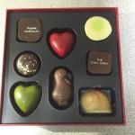 バレンタイン直前!ピエール・マルコリーニのチョコレートを味わう