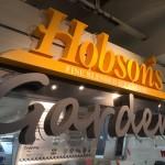 Hobson's Garden。伊勢丹 松戸店地下1階にあるアイスクリーム&クレープ屋さん
