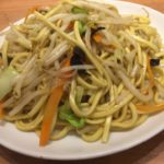 小松市に来たら、名物塩焼きそばを食べてみて!!