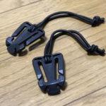 リュックの余った紐を綺麗に収納できるウェブドミネーターが超絶便利だったので紹介!