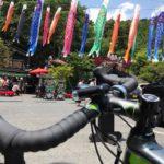ロードバイクで山口県のいろり山賊まで走ってきました!